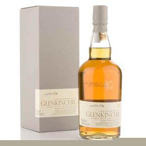 WHISKY BOURBON SCOTCH Glenkinchie 20 ans 70cl 55.10%