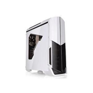 BOITIER PC  Thermaltake Boîtier PC Versa N21 Blanc Fenêtre
