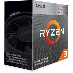 PROCESSEUR AMD Processeur Ryzen 3 3200G Wraith Stealth cooler