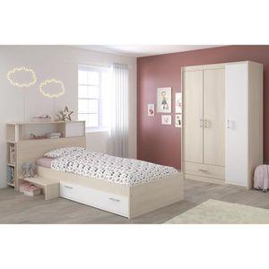 CHAMBRE COMPLÈTE  CHARLEMAGNE Chambre enfant complète - Tête de lit