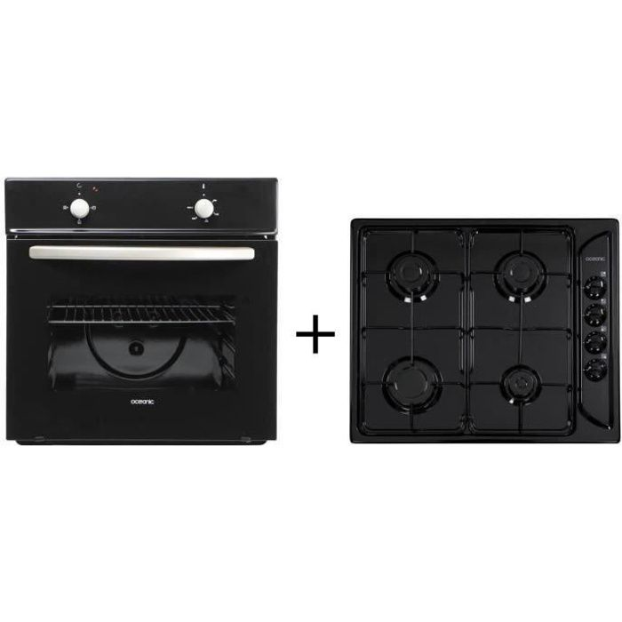 3 partie ensemble Culina aghd gaz 90GG plaque de cuisson Pan Supports