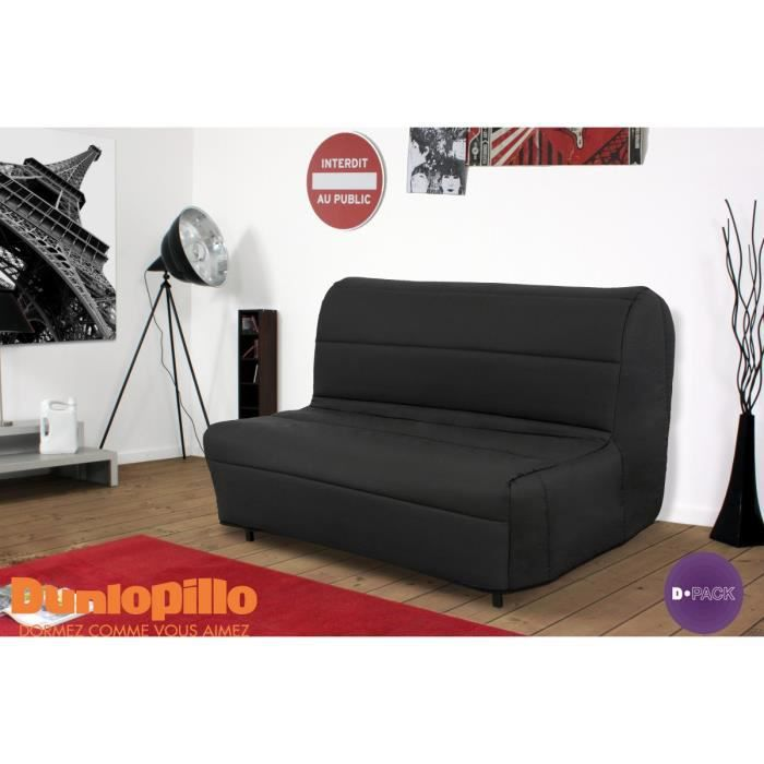 banquette tissu 2 places banquette 2 places en tissu. Black Bedroom Furniture Sets. Home Design Ideas