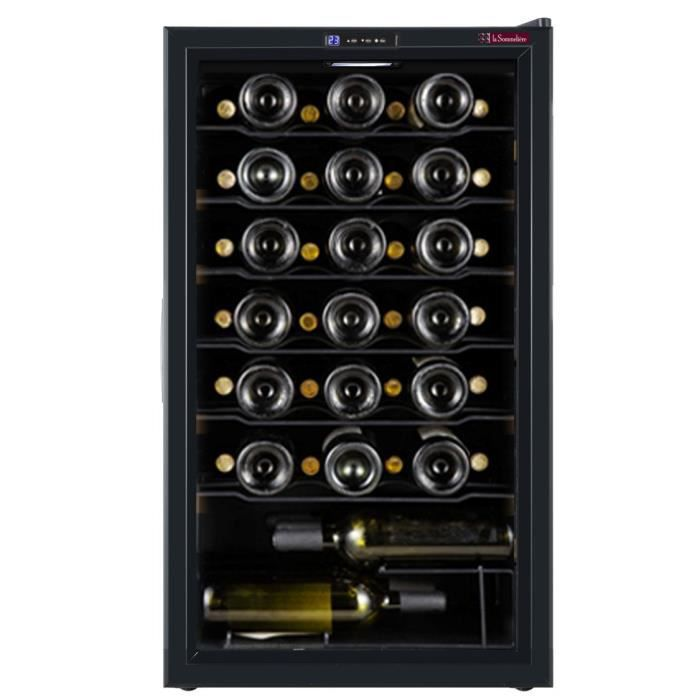 vinosphere vn50 cave vin de service 48 bouteilles. Black Bedroom Furniture Sets. Home Design Ideas