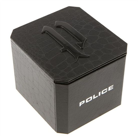 bague homme police