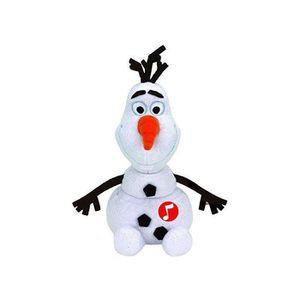 PELUCHE La Reine des Neiges 2 - Peluche Olaf 30 cm avec so