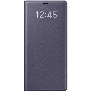ÉTUI GPS Samsung LED View Cover Note8 - Lavande