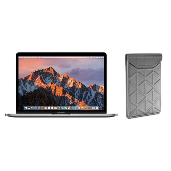 "ORDINATEUR PORTABLE APPLE MacBook Pro MPXT2FN/A - 13"" - Intel Dual Cor"