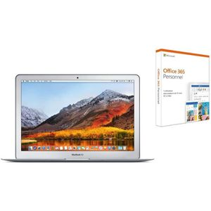 "ORDINATEUR PORTABLE MacBook Air 13"" - Intel Core i5 - RAM 8Go - 128Go"