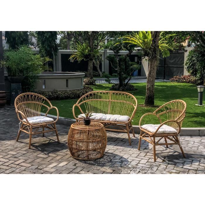 Petit Salon De Jardin Pour Balcon Achat Vente Pas Cher