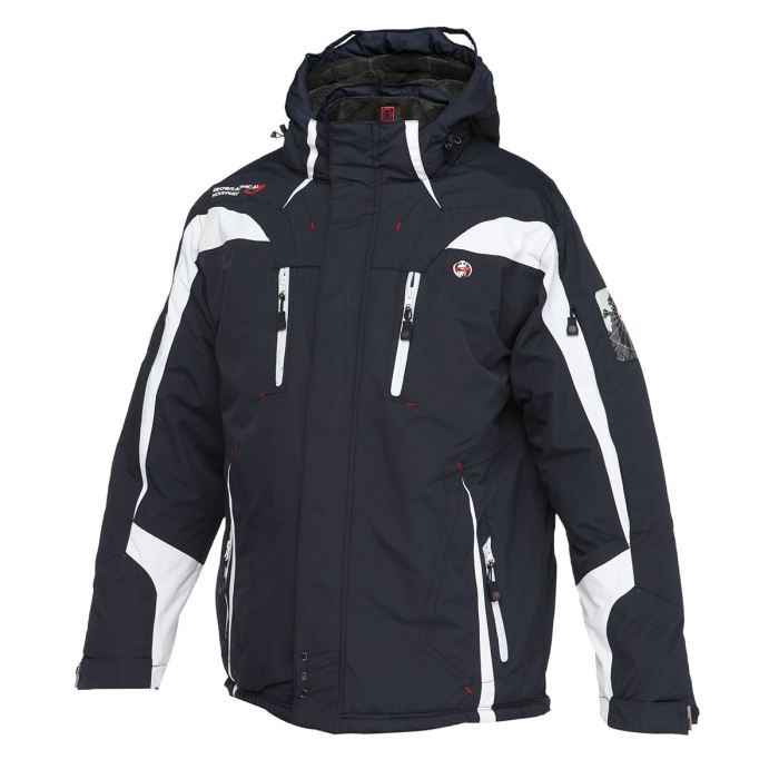 geographical norway blouson de ski arthur homme achat vente blouson manteau geographical. Black Bedroom Furniture Sets. Home Design Ideas