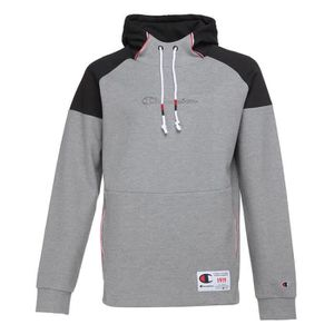 SWEATSHIRT CHAMPION Sweatshirt à capuche - Homme - Noir