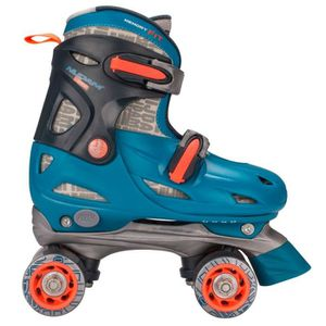 ROLLER IN LINE NIJDAM JUNIOR Rollers quad ajustables - Enfant - B