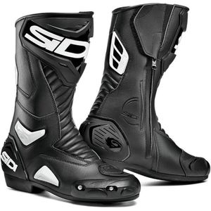 CHAUSSURE - BOTTE SIDI Bottes de moto Performer - Noir / Blanc
