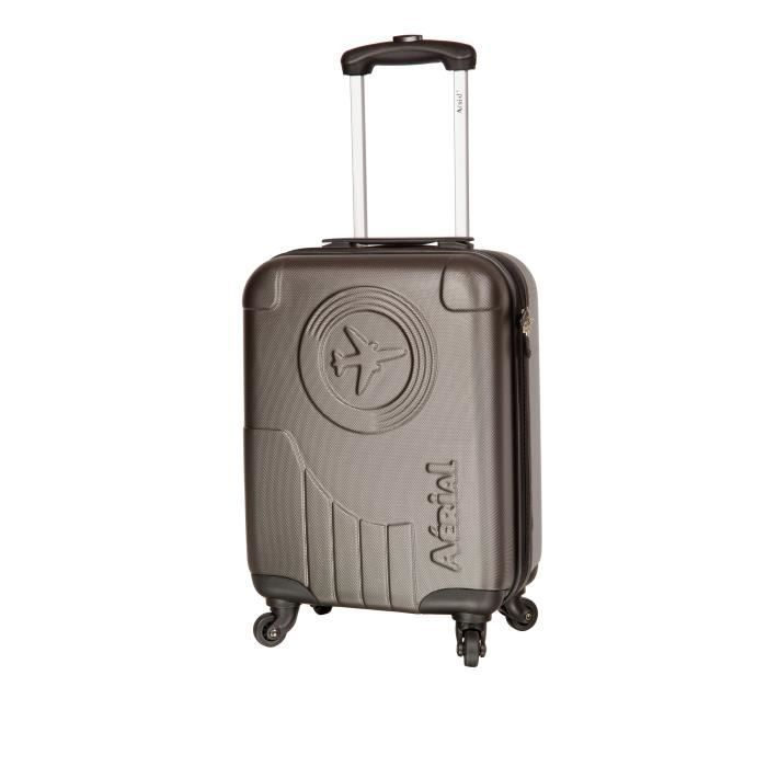 VALISE - BAGAGE HORIZON Valise Cabine Low Cost ABS 4 Roues 50 cm G