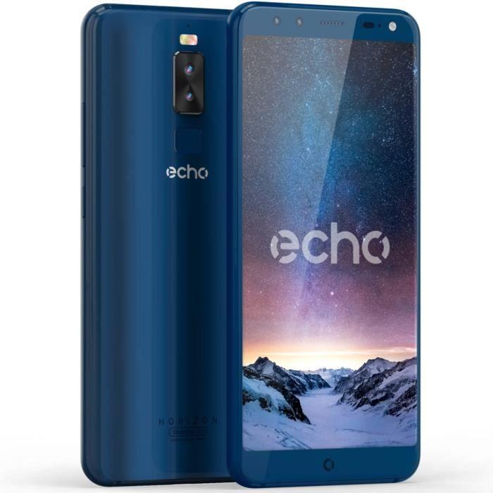 SMARTPHONE Echo Horizon Bleu