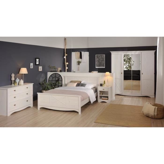 chambre complete adulte pas cher. Black Bedroom Furniture Sets. Home Design Ideas