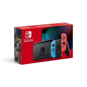 CONSOLE NINTENDO SWITCH Pack Switch Neon + Minecraft