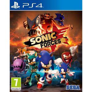 JEU PS4 Sonic Forces Jeu PS4