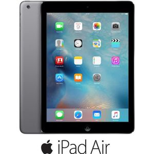 TABLETTE TACTILE Apple iPad Air 16Go Wi-Fi Gris Sidéral