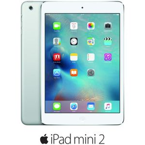 TABLETTE TACTILE Apple iPad Mini 2 Wi-Fi 32Go Wi-Fi Argent