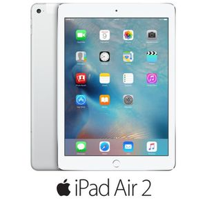 TABLETTE TACTILE Apple iPad Air 2 Wi-Fi Cellular 64Go Argent
