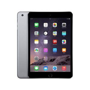 TABLETTE TACTILE Apple iPad mini 3 WiFi Cellular 128Go Gris sidéral