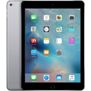 TABLETTE TACTILE Apple iPad Air 2 Wi-Fi 128Go Gris sidéral