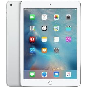 TABLETTE TACTILE Apple iPad Air 2 Wi-Fi 128Go Argent