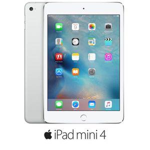 TABLETTE TACTILE Apple iPad mini 4 Wi-Fi 16Go Argent