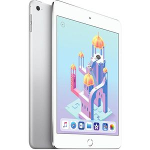 TABLETTE TACTILE Apple iPad mini 4 Wi-Fi 128Go Argent