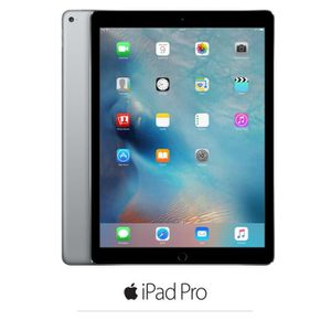 "TABLETTE TACTILE Apple iPad Pro Wi-Fi - ML0F2NF/A - 12,9"" - iOS 9 -"