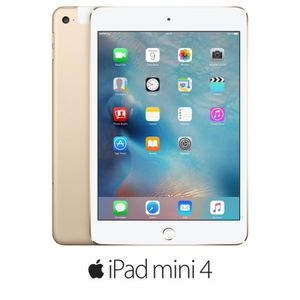TABLETTE TACTILE Apple iPad Mini 4 Cellulaire - MNWG2NF/A - 7,9