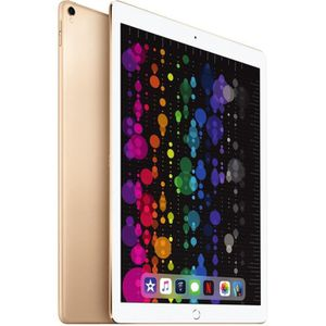 TABLETTE TACTILE iPad Pro 12,9'' 256Go WiFi + Cellular - Or - 2017