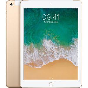 """TABLETTE TACTILE iPad 9,7"""" Retina 128Go WiFi + Cellular - Or - 5ème"""