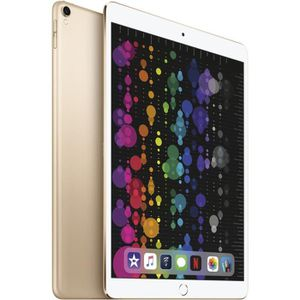 TABLETTE TACTILE iPad Pro 10,5'' 512Go - WiFi - Or - 2017