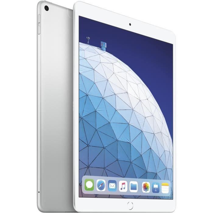 """TABLETTE TACTILE iPad Air - 10,5"""" Rétina 64Go WiFi + Cellular - Arg"""
