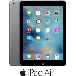 TABLETTE TACTILE Apple iPad Air Wi-Fi Gris sidéral 32Go