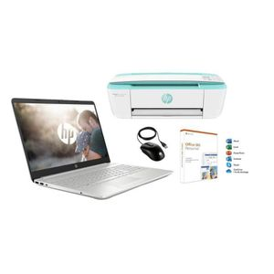 """ORDINATEUR PORTABLE HP PC Portable 15-dw0066nf - 15.6""""HD - Pen Gold 44"""