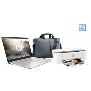 "ORDINATEUR PORTABLE HP PC Portable 15-dw0055nf - 15.6""FHD- i5-8265U -"