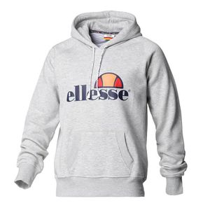 SWEAT-SHIRT DE SPORT ELLESSE Sweat à capuche - Homme - Gris