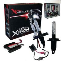 DECORATION VEHICULE Kit conversion Xenon H3 Standard HID 35w/6000k