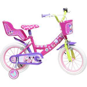 VÉLO ENFANT MINNIE Vélo 3/5 ans 14'' Enfant