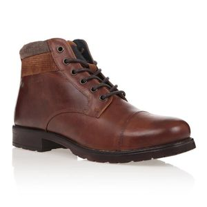 BOTTINE REDSKINS Bottines Exan - Homme - Marron