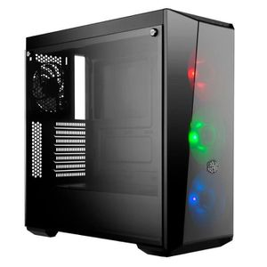 BOITIER PC  COOLER MASTER Boitier PC MasterBox Lite 5 RGB (MCW