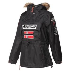 BLOUSON DE SKI GEOGRAPHICAL NORWAY Parka Boomera New 056 - Femme