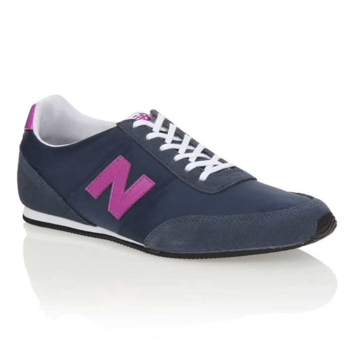 basket new balance mauve