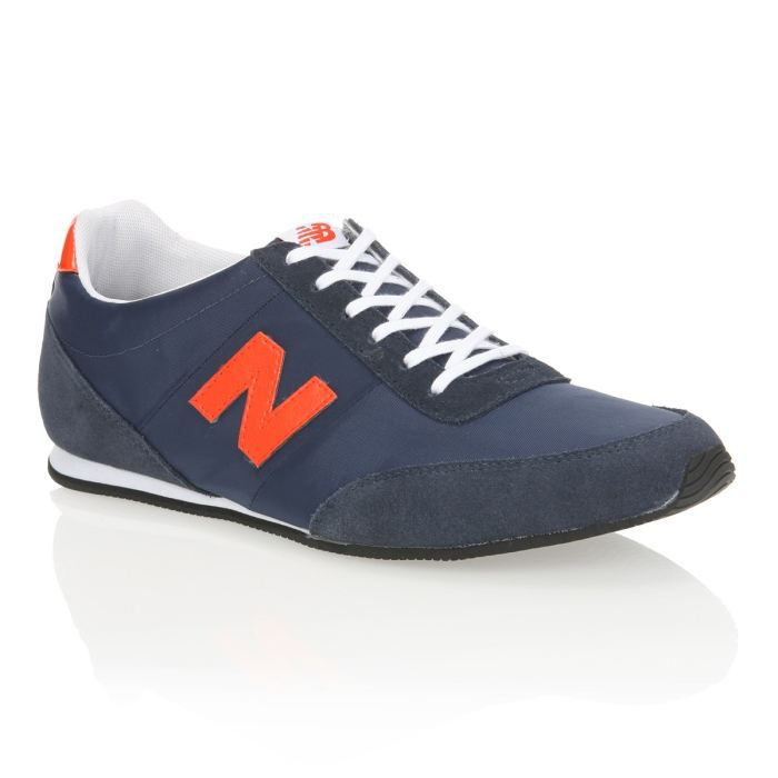 promo code 22b45 d8150 BASKET NEW BALANCE Baskets S410 Homme. Baskets S410, coloris   Marine et  rouge. Chaussures ...