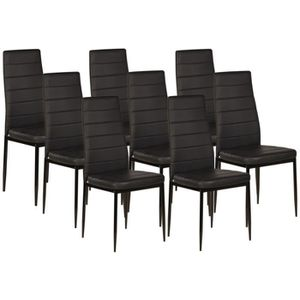 Chaises achat vente chaises pas cher cdiscount for 8 chaises salle a manger