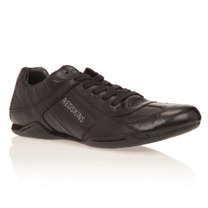 Chaussure Redskins Homme - Sergent Noir Taille Francaise 44 y63rwM