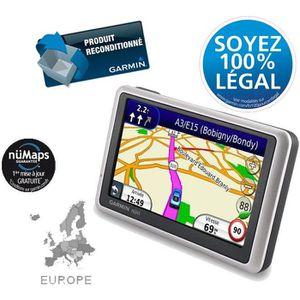 GPS AUTO GPS Garmin nüvi 1340 reconditionné